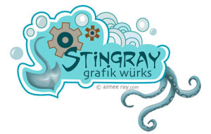 stingray grafik wurks logo