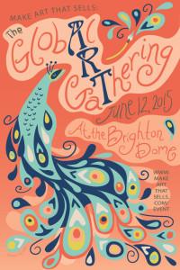 Global Art Gathering poster