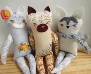 Pet Portrait dolls